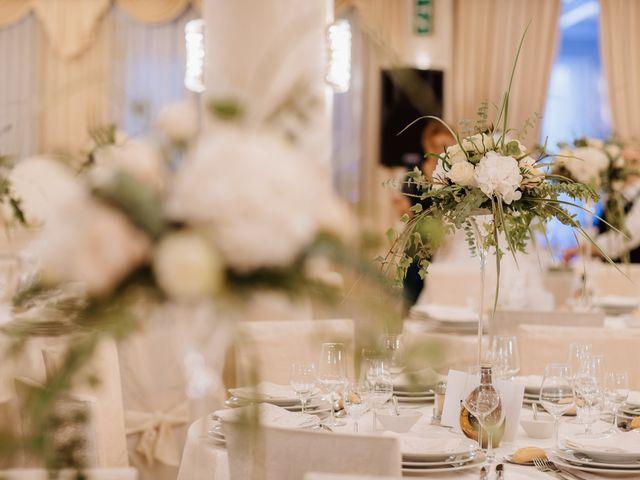 Il matrimonio di Virginia e Constati a Modena, Modena 60