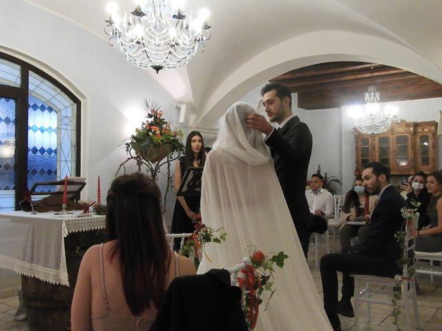 Il matrimonio di Mario  e Demetra  a Avellino, Avellino 19