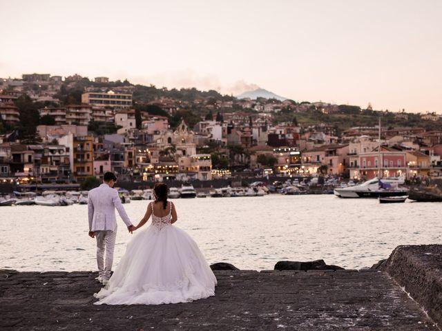 Il matrimonio di Alida e Agatino a Adrano, Catania 11