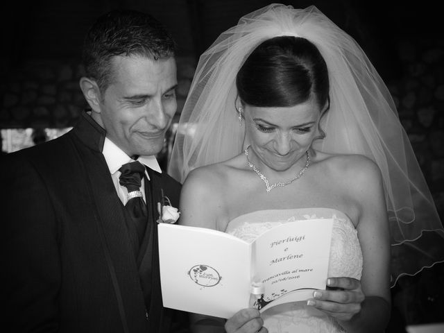 Il matrimonio di Pierluigi e Marlene a Francavilla al Mare, Chieti 1