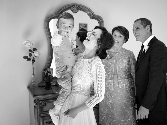 Il matrimonio di Ilaria e Vincenzo a Montemiletto, Avellino 15