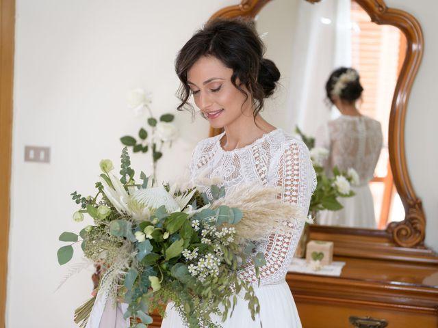 Il matrimonio di Ilaria e Vincenzo a Montemiletto, Avellino 22