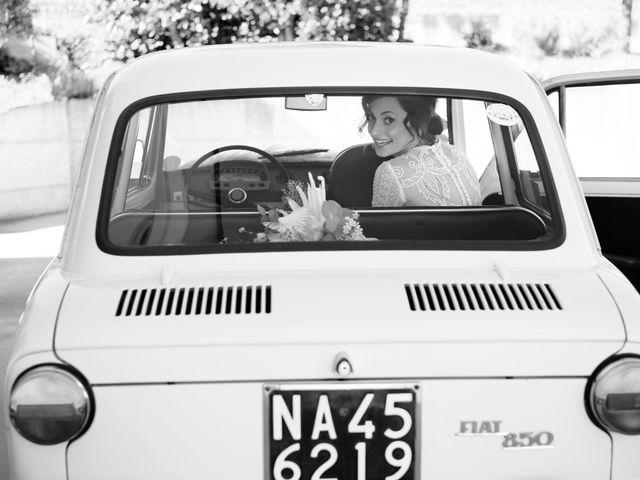 Il matrimonio di Ilaria e Vincenzo a Montemiletto, Avellino 33
