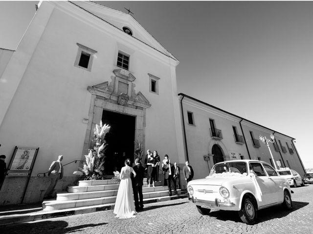 Il matrimonio di Ilaria e Vincenzo a Montemiletto, Avellino 36