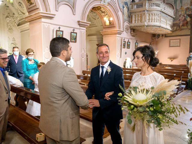 Il matrimonio di Ilaria e Vincenzo a Montemiletto, Avellino 38