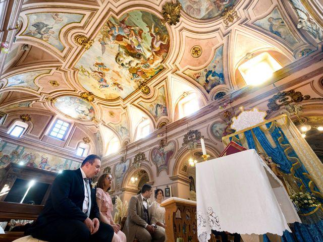 Il matrimonio di Ilaria e Vincenzo a Montemiletto, Avellino 39