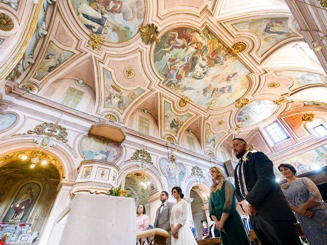 Il matrimonio di Ilaria e Vincenzo a Montemiletto, Avellino 41