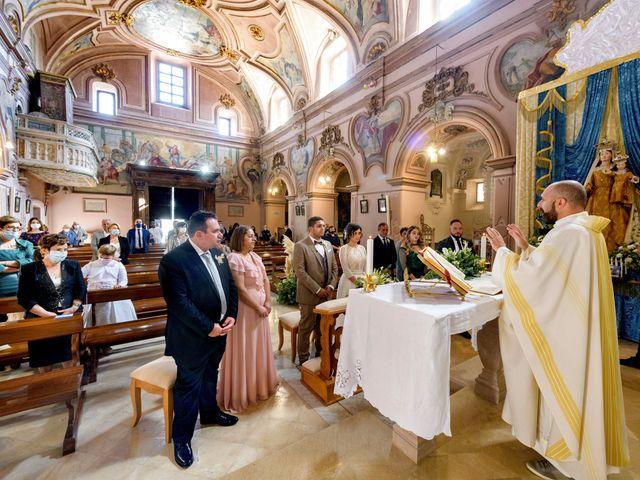 Il matrimonio di Ilaria e Vincenzo a Montemiletto, Avellino 42