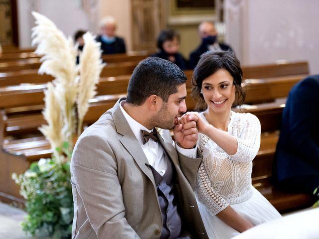 Il matrimonio di Ilaria e Vincenzo a Montemiletto, Avellino 46