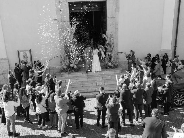 Il matrimonio di Ilaria e Vincenzo a Montemiletto, Avellino 48