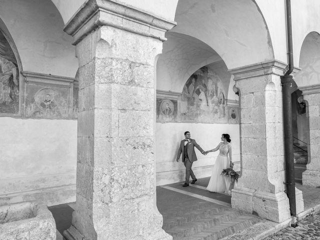 Il matrimonio di Ilaria e Vincenzo a Montemiletto, Avellino 49