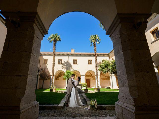 Il matrimonio di Ilaria e Vincenzo a Montemiletto, Avellino 50