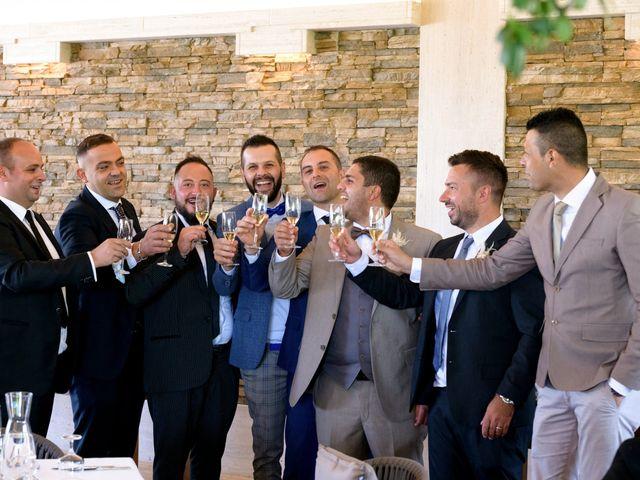 Il matrimonio di Ilaria e Vincenzo a Montemiletto, Avellino 62