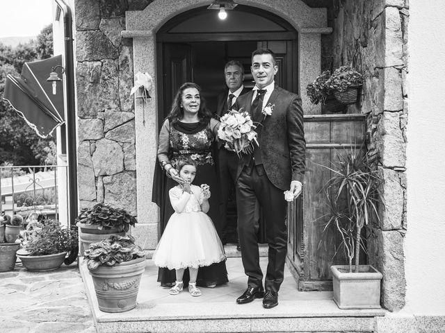 Il matrimonio di Alex e Annalina a Calangianus, Sassari 8