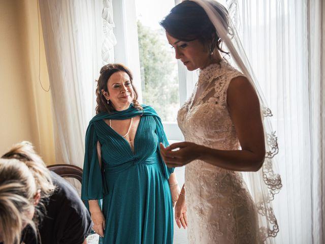Il matrimonio di Alex e Annalina a Calangianus, Sassari 16