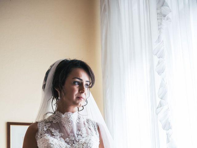 Il matrimonio di Alex e Annalina a Calangianus, Sassari 17