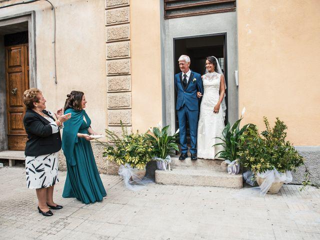 Il matrimonio di Alex e Annalina a Calangianus, Sassari 19