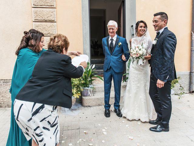 Il matrimonio di Alex e Annalina a Calangianus, Sassari 20