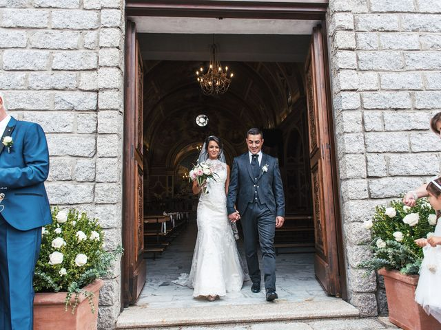 Il matrimonio di Alex e Annalina a Calangianus, Sassari 29
