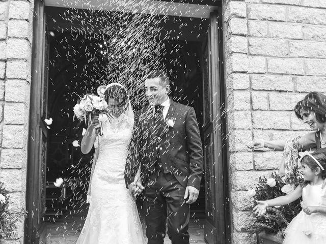 Il matrimonio di Alex e Annalina a Calangianus, Sassari 30