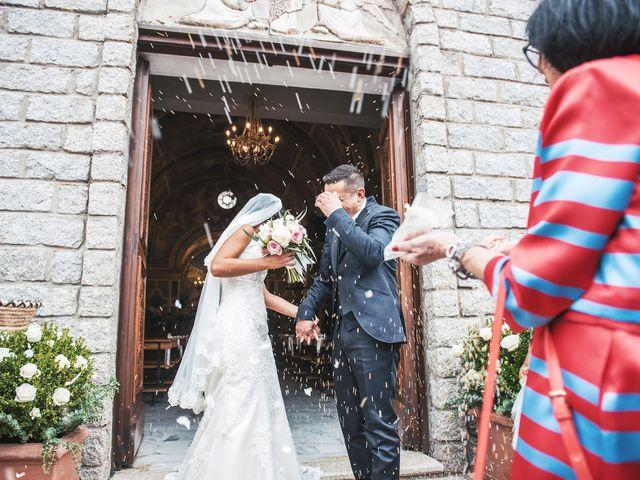 Il matrimonio di Alex e Annalina a Calangianus, Sassari 31