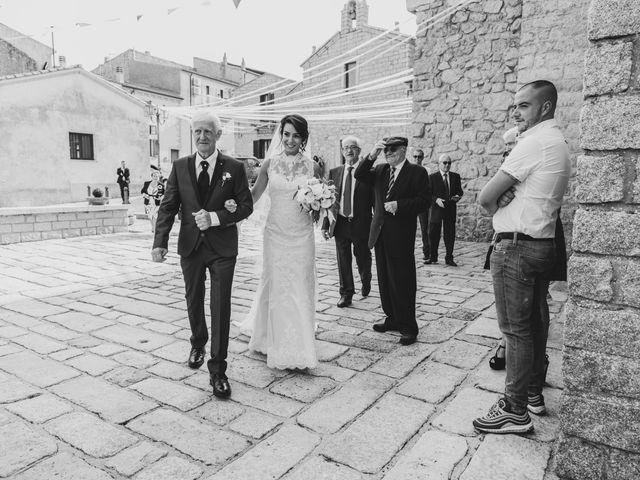 Il matrimonio di Alex e Annalina a Calangianus, Sassari 24