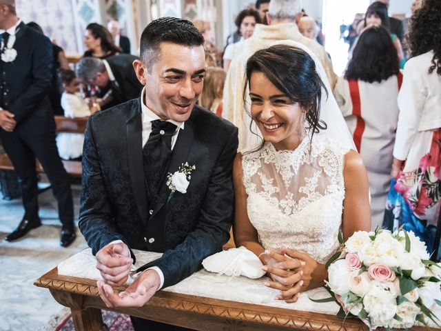 Il matrimonio di Alex e Annalina a Calangianus, Sassari 28