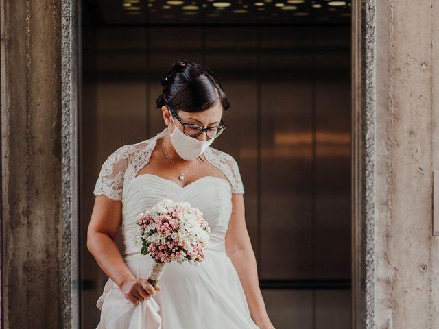 Il matrimonio di Andrea e Federica a Milano, Milano 12