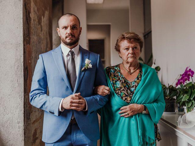 Il matrimonio di Andrea e Federica a Milano, Milano 13