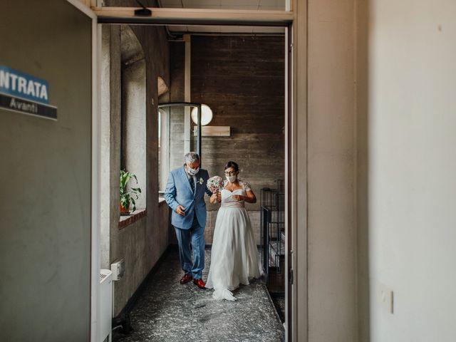 Il matrimonio di Andrea e Federica a Milano, Milano 14
