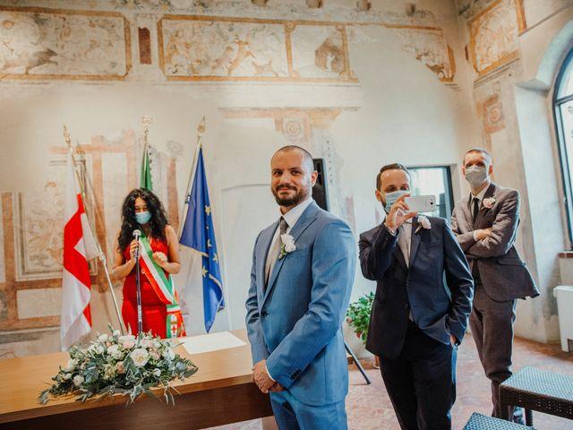 Il matrimonio di Andrea e Federica a Milano, Milano 15