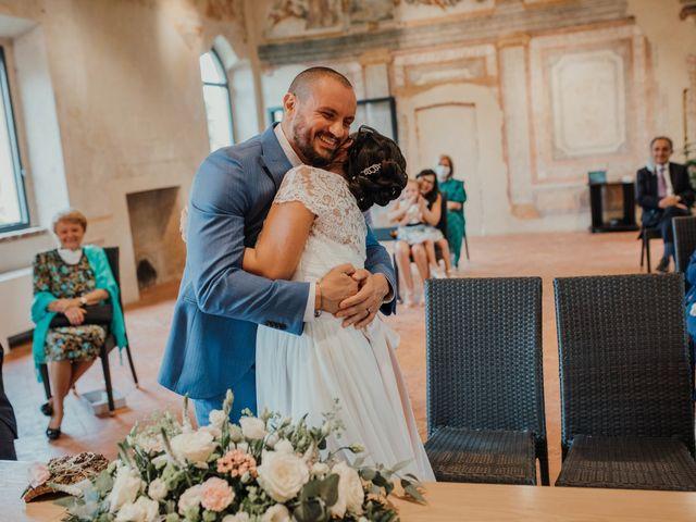 Il matrimonio di Andrea e Federica a Milano, Milano 16