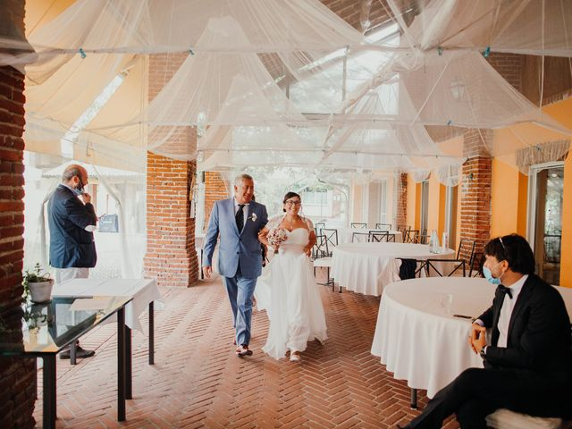 Il matrimonio di Andrea e Federica a Milano, Milano 22