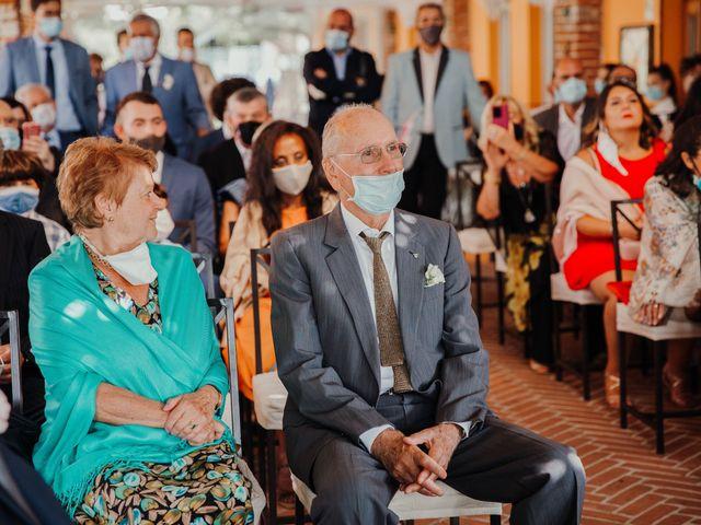 Il matrimonio di Andrea e Federica a Milano, Milano 23