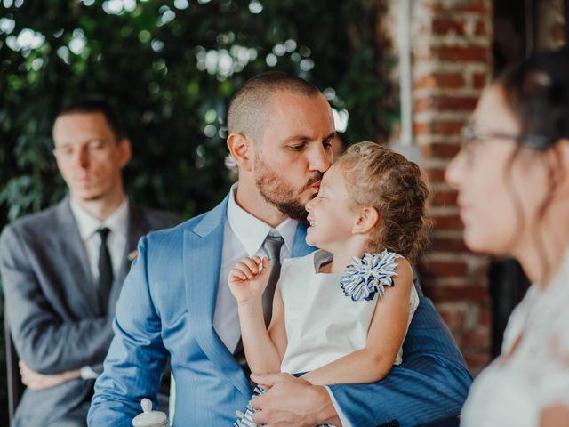 Il matrimonio di Andrea e Federica a Milano, Milano 24