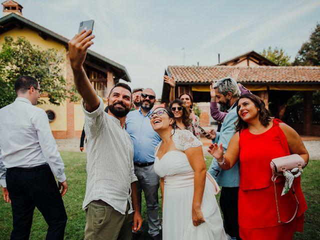 Il matrimonio di Andrea e Federica a Milano, Milano 42