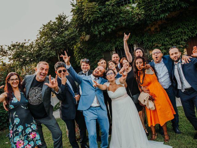 Il matrimonio di Andrea e Federica a Milano, Milano 56