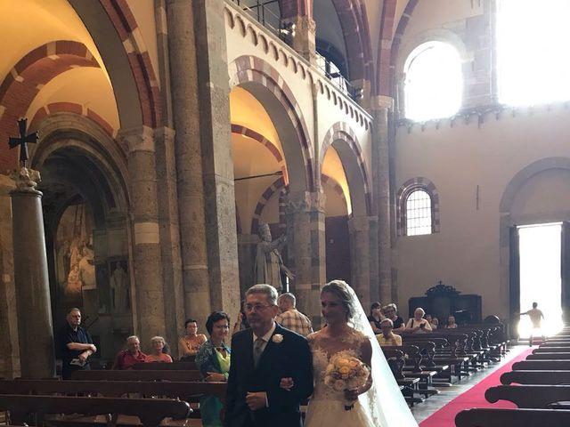 Il matrimonio di Constantin e Ilaria a Milano, Milano 3