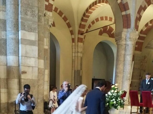 Il matrimonio di Constantin e Ilaria a Milano, Milano 8