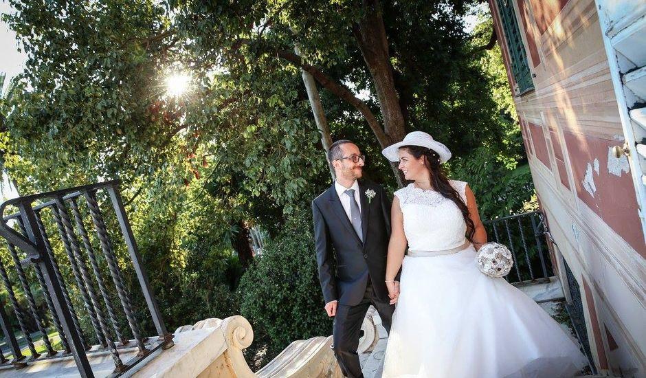 Il matrimonio di Valentina e Roberto a Genova, Genova