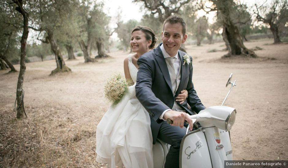 Il matrimonio di Gianni e Federica a Botrugno, Lecce