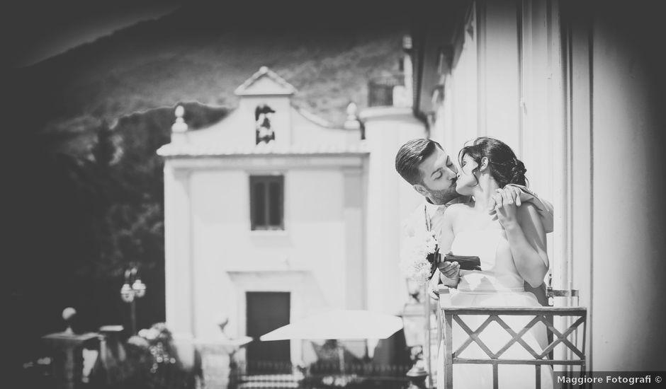 Il matrimonio di Salvatore e Rosa a Napoli, Napoli
