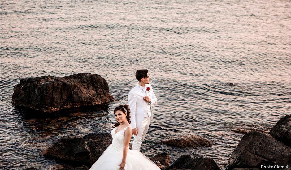 Il matrimonio di Alida e Agatino a Adrano, Catania