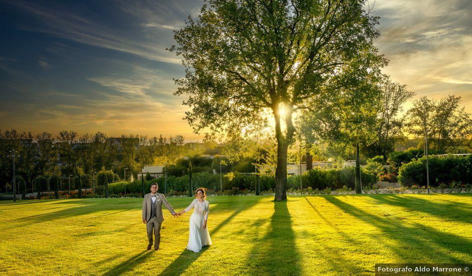 Il matrimonio di Ilaria e Vincenzo a Montemiletto, Avellino