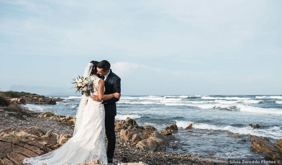 Il matrimonio di Alex e Annalina a Calangianus, Sassari