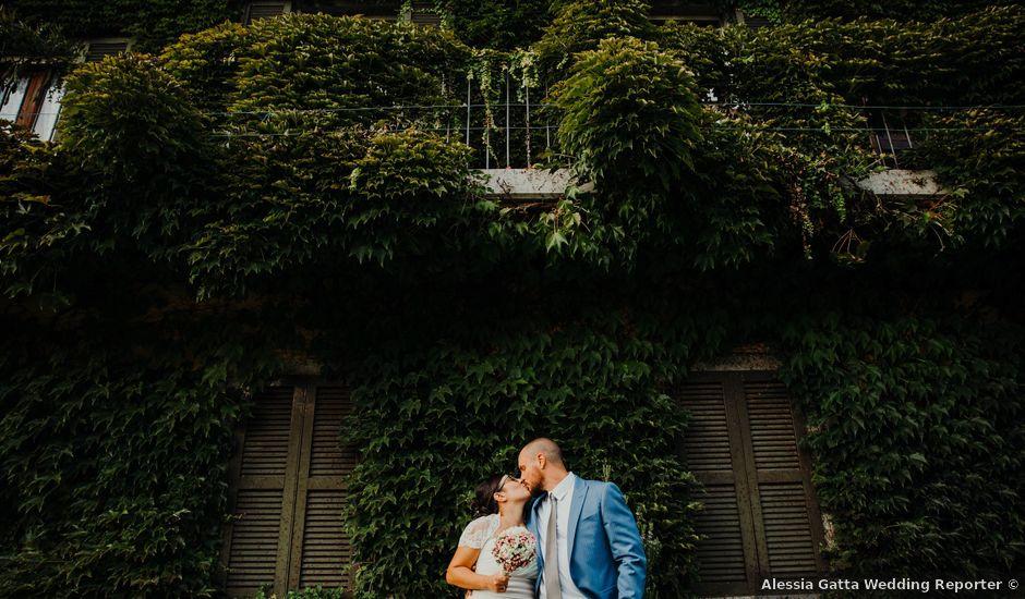 Il matrimonio di Andrea e Federica a Milano, Milano