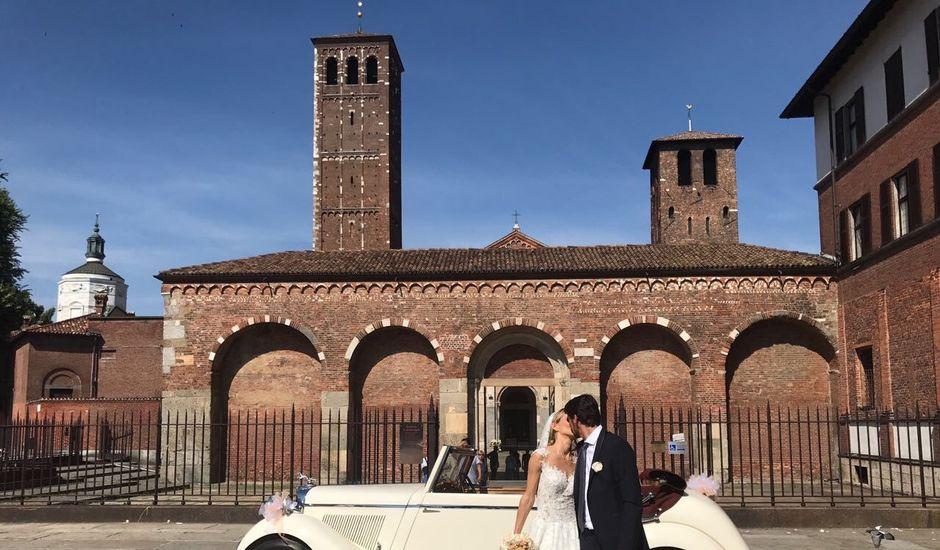 Il matrimonio di Constantin e Ilaria a Milano, Milano