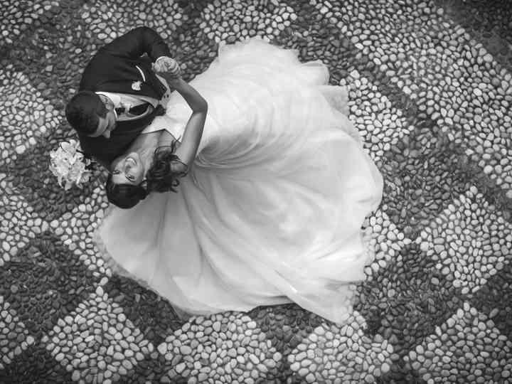 Le nozze di Anna e Illia