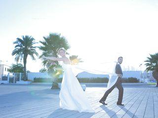 Le nozze di Carmelo e Lucia