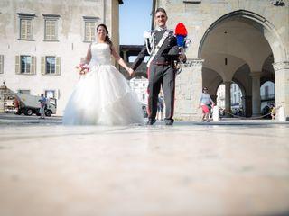 Le nozze di Mara e Luigi